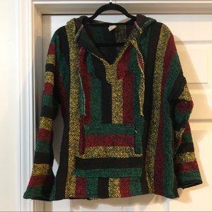 Hemp pullover